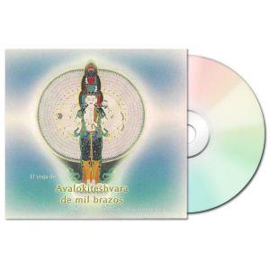 El yoga de Avalokiteshvara de mil brazos – CD