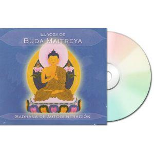 El yoga de Buda Maitreya – CD