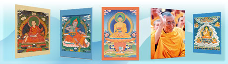 Tharpa Publications Art by Subject Buddhist Masters