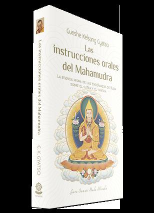 """Nathalie""""s libro - Las instrucciones orales del Mahamudra"""