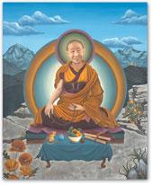 Bodhisattva Geshe Langri Tangpa