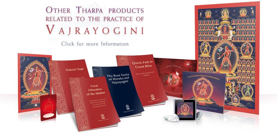 Vajrayogini Products