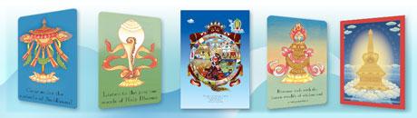 Editorial Tharpa - Símbolos budistas