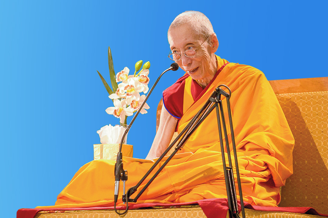 Geshe Kelsang Gyatso - Founder of the NKT-IKBU