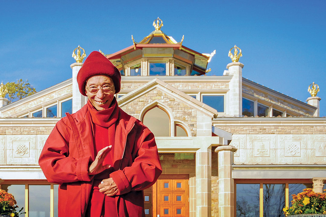 Venerable Gueshe Kelsang Gyatso Rinpoche - Author and Founder