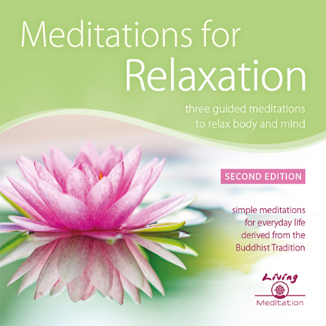 Meditations for Relaxation - Guided audio meditation