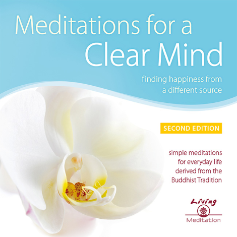 Meditations for a Clear Mind - Finding Happiness from a Different Source.
