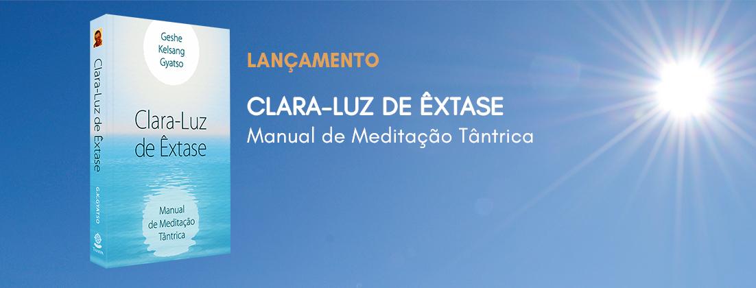 LANÇAMENTO: Clara-Luz de Êxtase