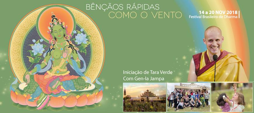 Festival Brasileiro de Dharma 2018