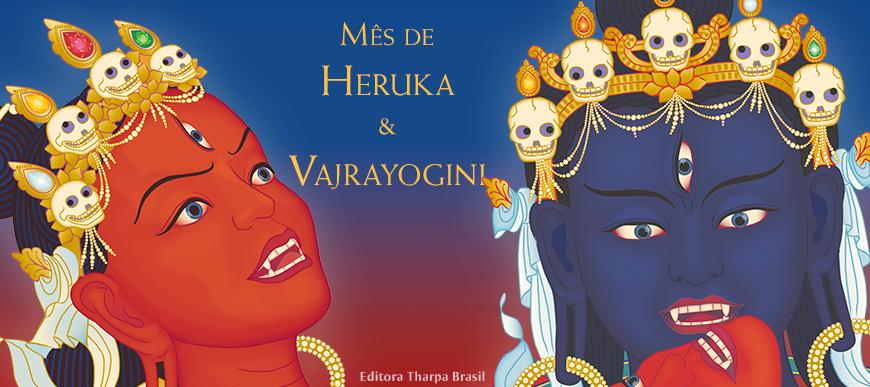 Mês de Heruka e Vajrayogini