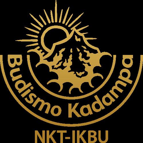 Logotipo da Nova Tradição Kadampa