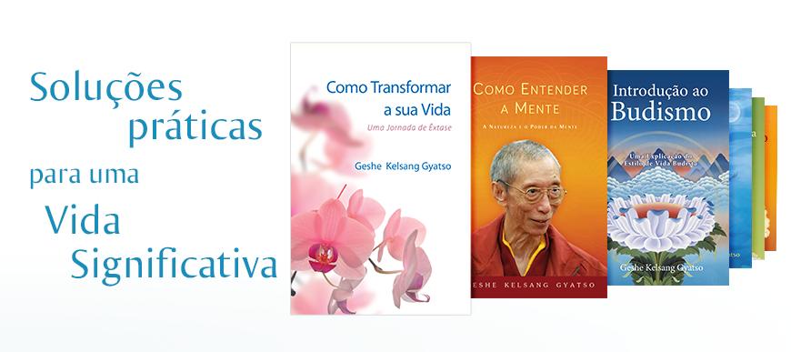 Livros de Budismo e Meditação