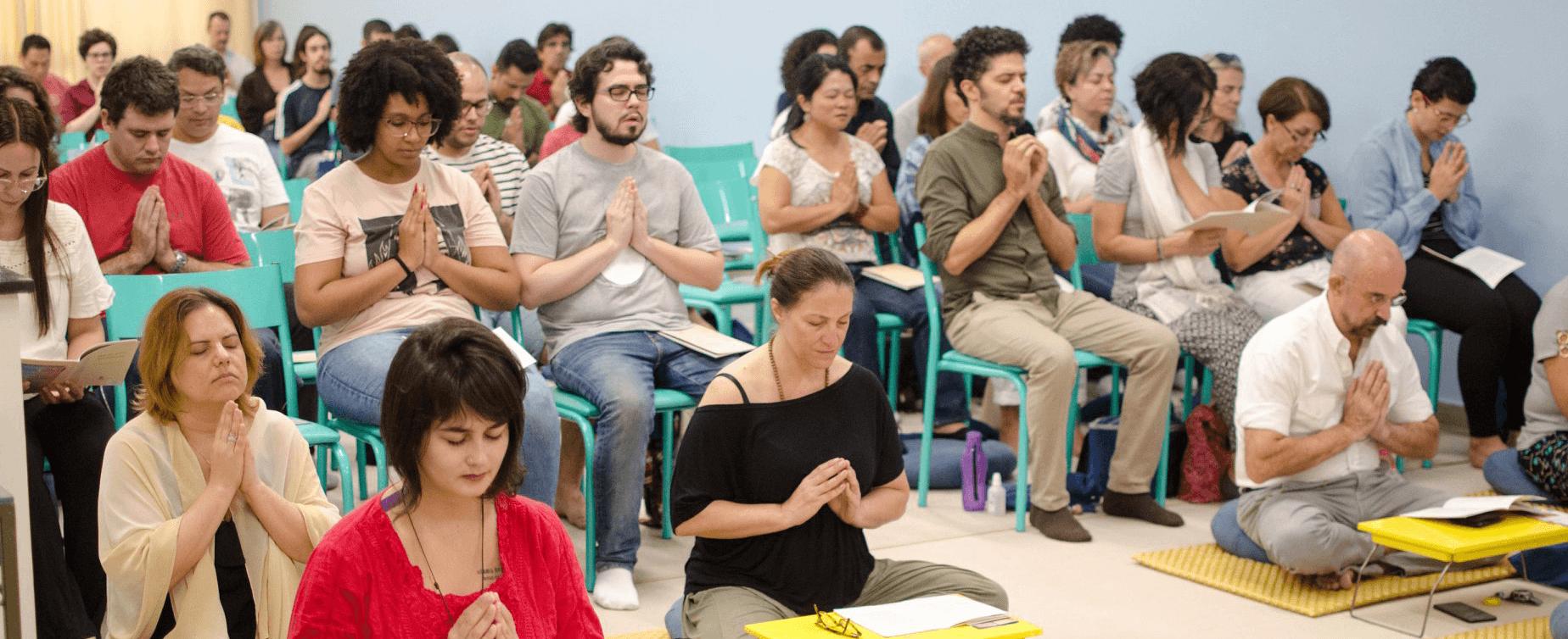 Encontre Seu Centro de Meditação Kadampa