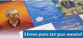 Livros para ter paz mental