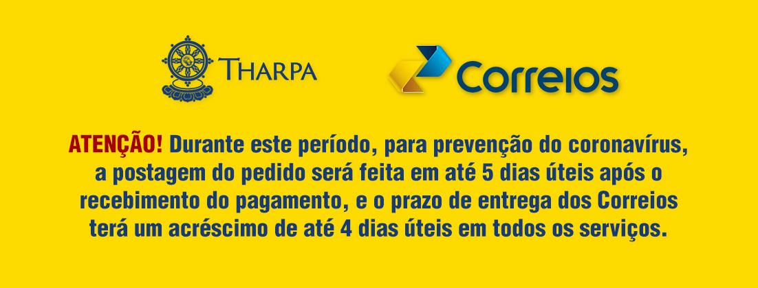 Coronavírus: mensagem sobre prazo de entrega