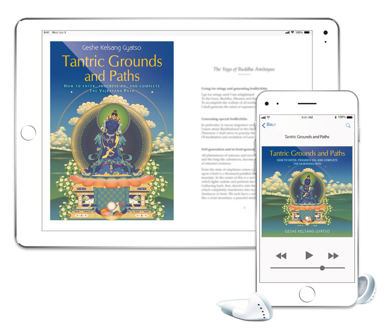 Listen to a sample of the Tantric Grounds and Paths Audiobook