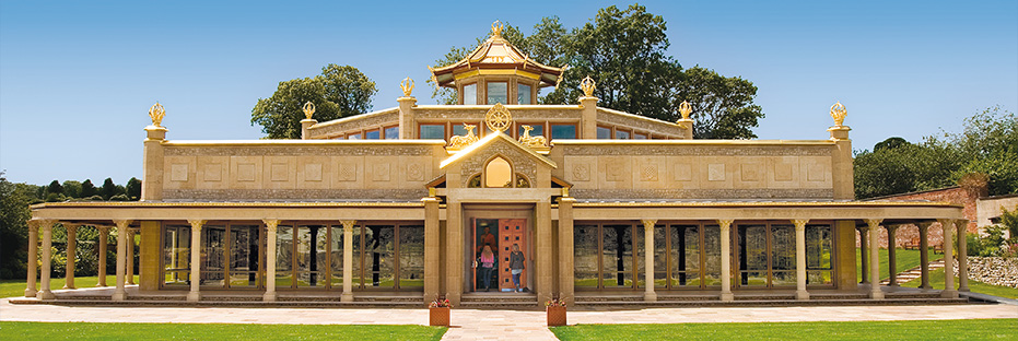 Kadampa World Peace Temple, UK