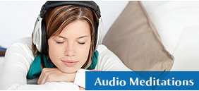 Guided audio Buddhist meditations
